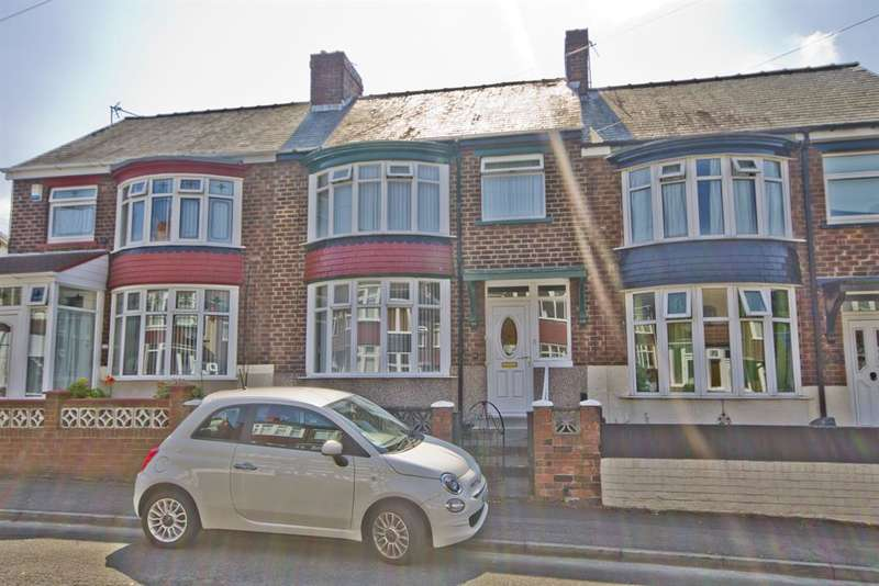 3 Bedrooms Terraced House for sale in Crathorne Crescent, Middlesbrough, TS5 4PE