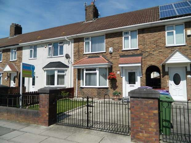 3 Bedrooms Terraced House for sale in Princess Drive, Liverpool, L14
