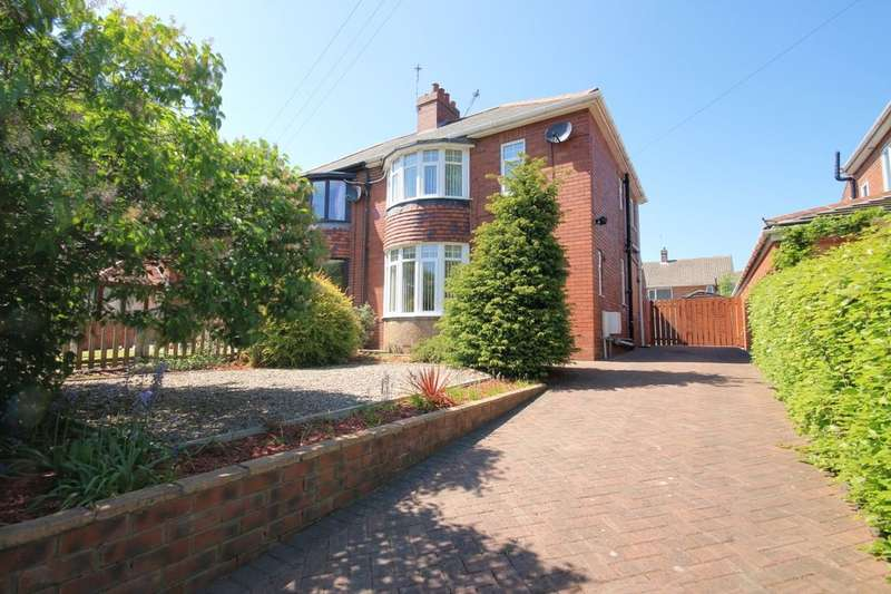 2 Bedrooms Semi Detached House for sale in Park Road South, Chester Le Street, DH3