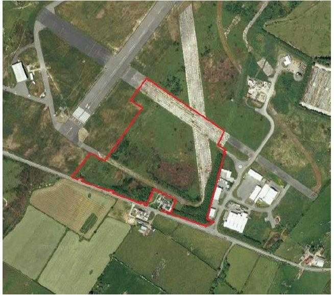 Land Commercial for sale in Vacant Land At Mona Industrial Park, Gwalchmai