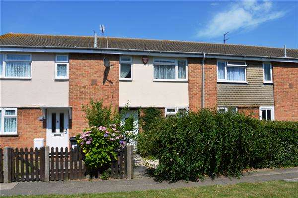 3 Bedrooms Terraced House for sale in Kingston Close, Ramsgate