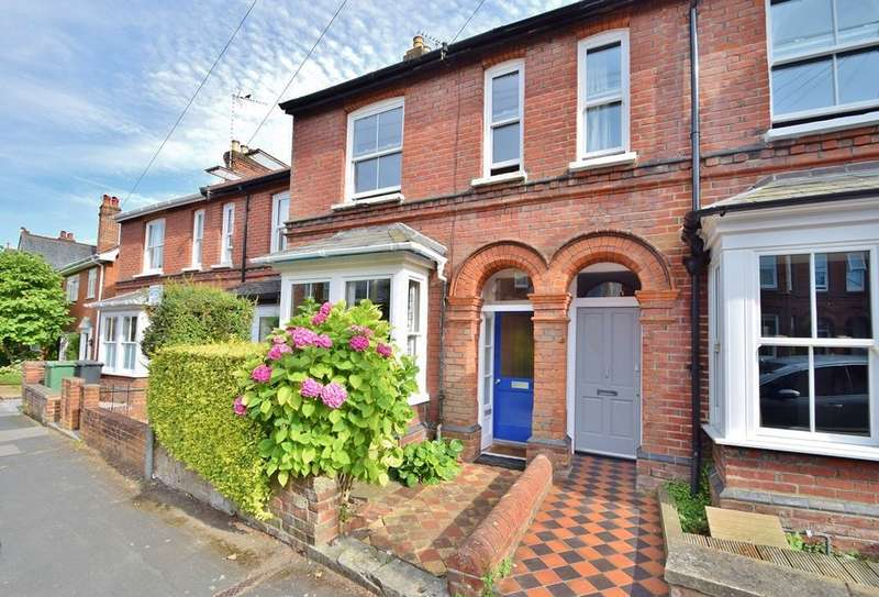 4 Bedrooms Terraced House for sale in Fulflood
