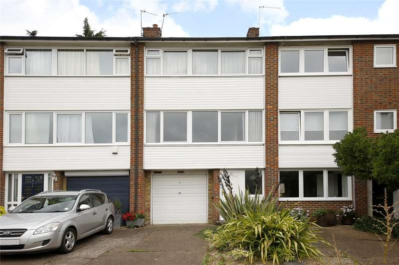 2 Bedrooms Terraced House for sale in Summit Way, London