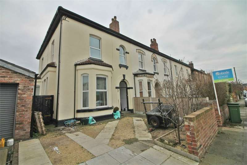 5 Bedrooms Semi Detached House for sale in Cavendish Road, CROSBY, Liverpool, Merseyside
