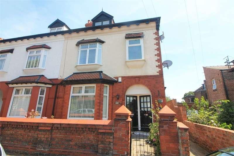3 Bedrooms Flat for sale in Brookfield Avenue, Crosby, Merseyside