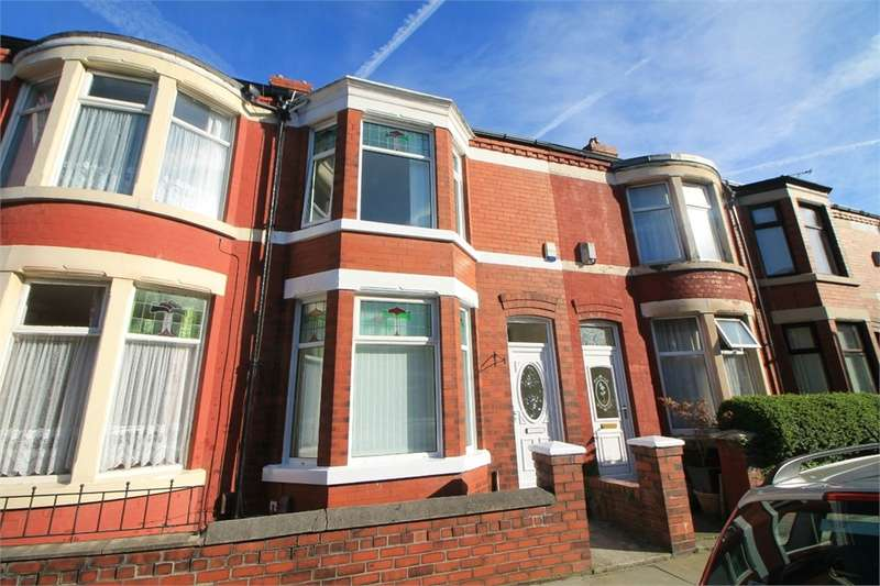 3 Bedrooms Terraced House for sale in Royton Road, Waterloo, LIVERPOOL, Merseyside