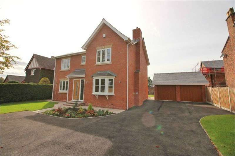 4 Bedrooms Detached House for sale in Southport Road, Lydiate, LIVERPOOL, Merseyside