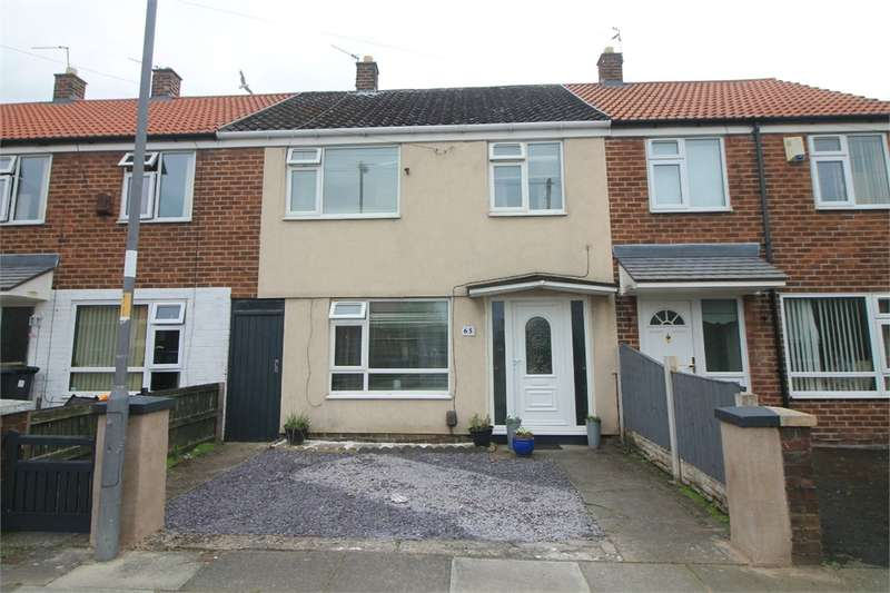 3 Bedrooms Terraced House for sale in Four Acre Drive, LITHERLAND, Merseyside