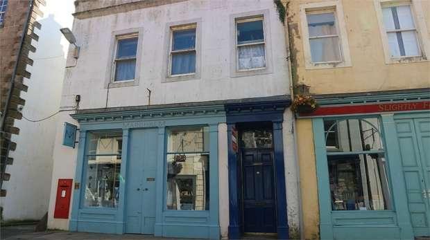 4 Bedrooms Maisonette Flat for sale in Bridge Street, Berwick-upon-Tweed, Northumberland