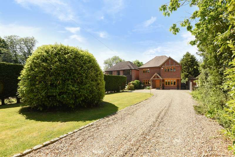 5 Bedrooms Detached House for sale in New Lane Hill, Tilehurst, Reading, RG30