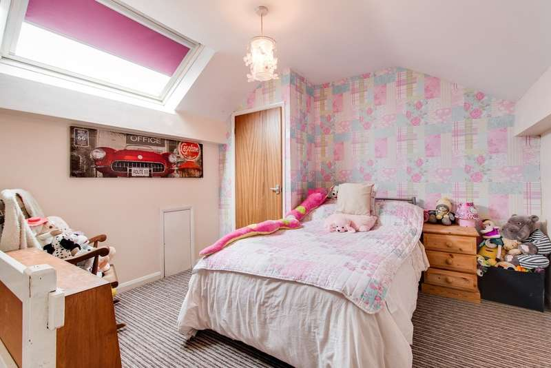 3 Bedrooms End Of Terrace House for sale in Arundel Street, Treeton