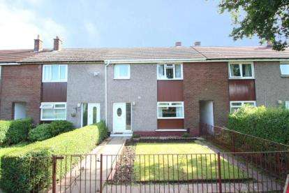 3 Bedrooms Terraced House for sale in Langmuir Road, Kirkintilloch, Glasgow, East Dunbartonshire
