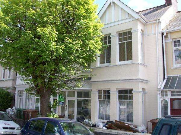 1 Bedroom Flat for sale in College Avenue, Plymouth, Devon