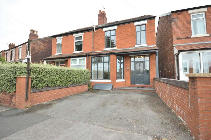 4 Bedrooms Semi Detached House for sale in WOODSMOOR LANE, Stockport
