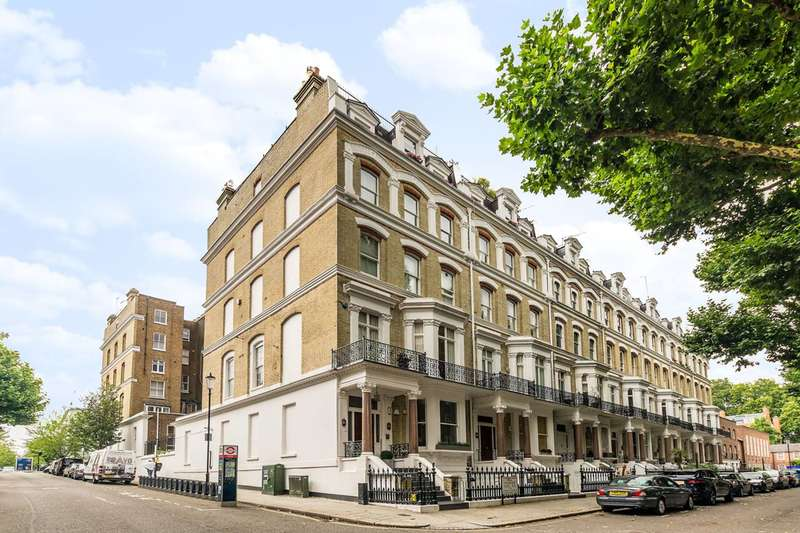 2 Bedrooms Flat for sale in Vicarage Gate, Kensington, W8