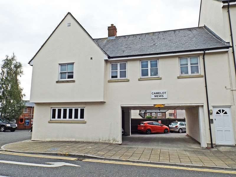 2 Bedrooms Apartment Flat for sale in Wheatsheaf Road, Braintree, Essex, CM7