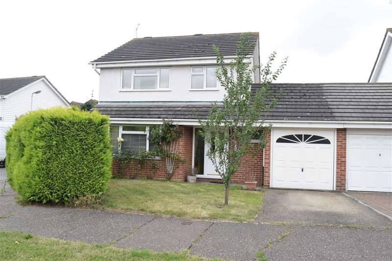 3 Bedrooms Link Detached House for sale in Goldenacres, Chelmsford