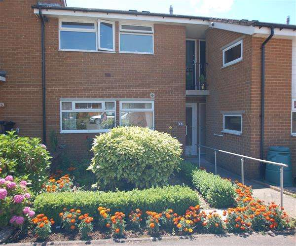 1 Bedroom Flat for sale in ST. MARYS SQUARE, LYDNEY
