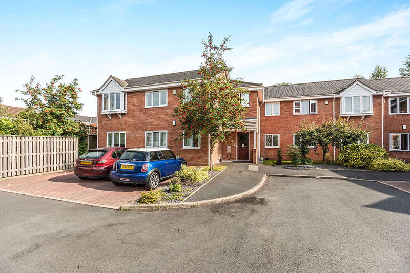2 Bedrooms Flat for sale in Sky Court, Worcester, WR3
