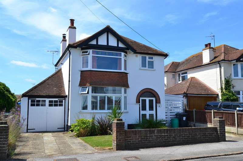 3 Bedrooms Detached House for sale in Herne Bay Road, Tankerton, Whitstable
