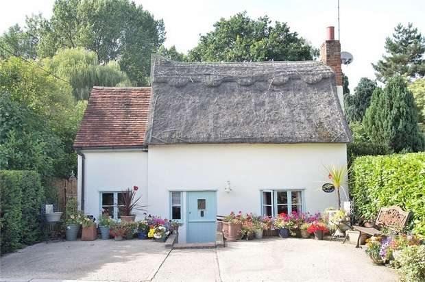 2 Bedrooms Cottage House for sale in Great Bardfield, Braintree, Essex