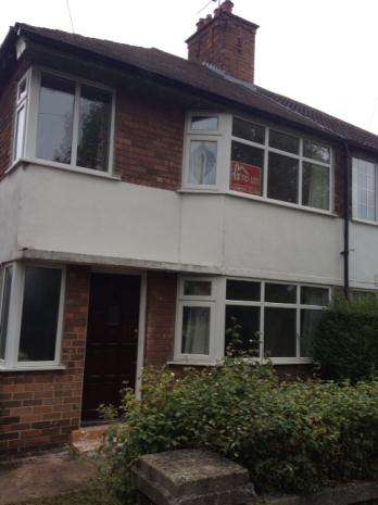 3 Bedrooms Semi Detached House for rent in Rosefield Avenue, Bebington