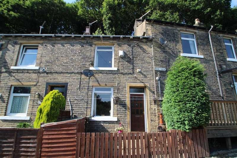 1 Bedroom Terraced House for sale in Rose Grove, Friendly, Sowerby Bridge