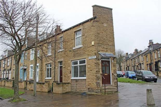 3 Bedrooms End Of Terrace House for sale in Mavis Street, Bradford, West Yorkshire