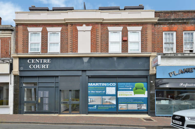 1 Bedroom Land Commercial for rent in High Street, Camberley