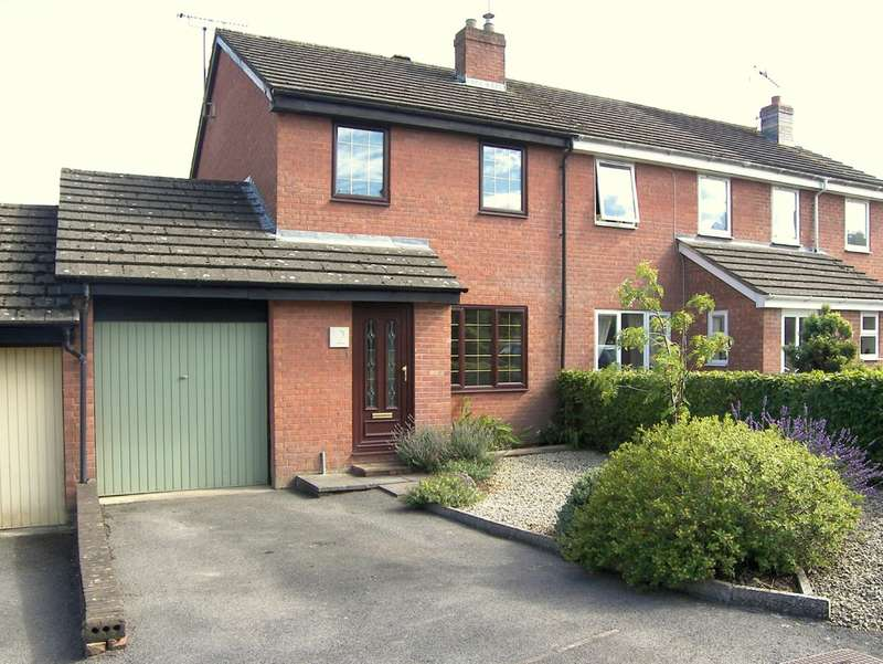 3 Bedrooms Semi Detached House for sale in Yockney Close, Corsham