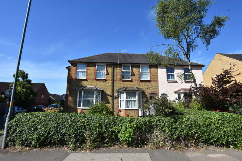 1 Bedroom Maisonette Flat for sale in Gammons Lane, Watford