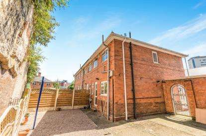 2 Bedrooms End Of Terrace House for sale in Cliff Road, Nottingham, Nottinghamshire, .
