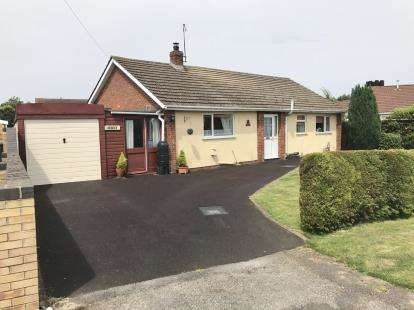 3 Bedrooms Bungalow for sale in Croft Lane, Wainfleet All Saints, Skegness, Lincolnshire