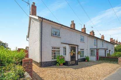 4 Bedrooms End Of Terrace House for sale in Watton, Thetford, .