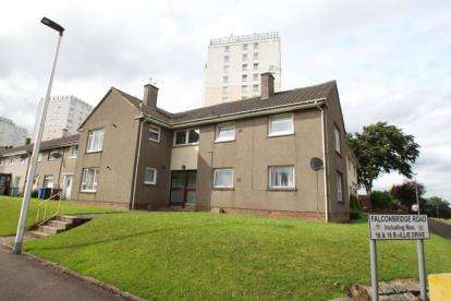 2 Bedrooms Flat for sale in Baillie Drive, Calderwood