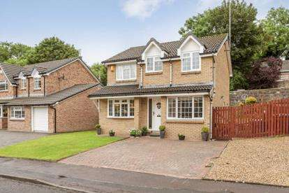 5 Bedrooms Detached House for sale in Clove Mill Wynd, Larkhall