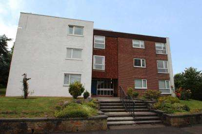 2 Bedrooms Flat for sale in Mansionhouse Road, Paisley