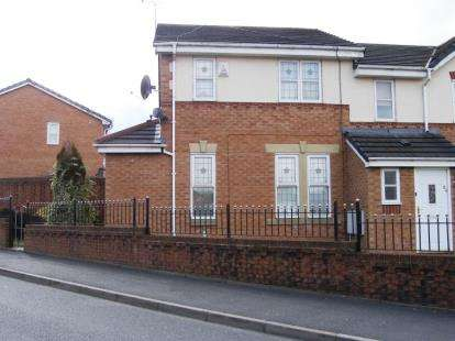 3 Bedrooms Semi Detached House for sale in Mapledon Road, Manchester, Greater Manchester