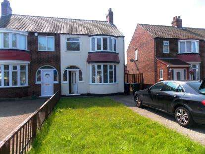 3 Bedrooms Semi Detached House for sale in Irvine Road, Middlesbrough