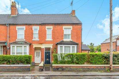 3 Bedrooms End Of Terrace House for sale in Hungerford Road, Crewe, Cheshire