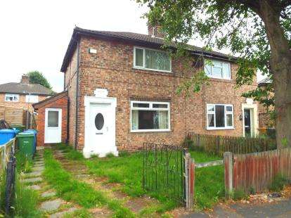 2 Bedrooms Semi Detached House for sale in Yardley Avenue, Warrington, Cheshire