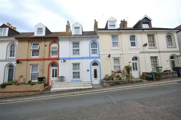 4 Bedrooms Terraced House for sale in Exeter Street, Teignmouth, Devon