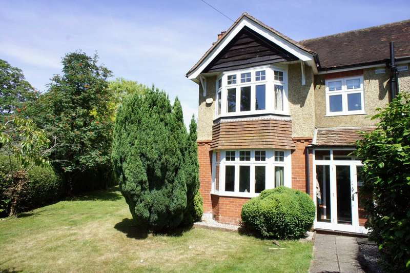 3 Bedrooms Semi Detached House for sale in Morecambe Avenue, Caversham Heights