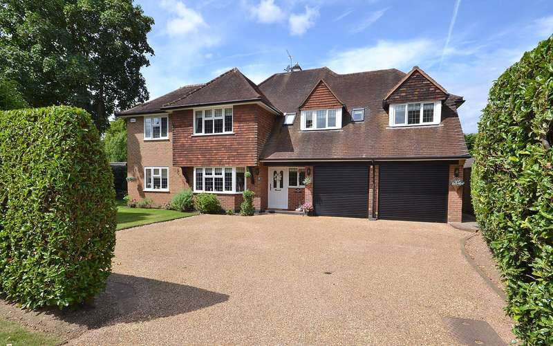 4 Bedrooms Detached House for sale in Ashley Park
