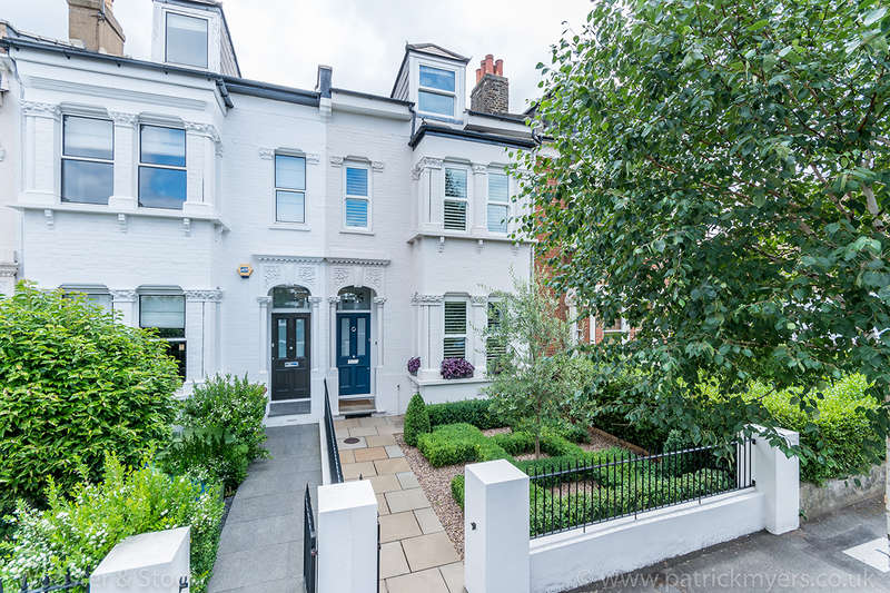 4 Bedrooms Terraced House for sale in Friern Road, East Dulwich, SE22