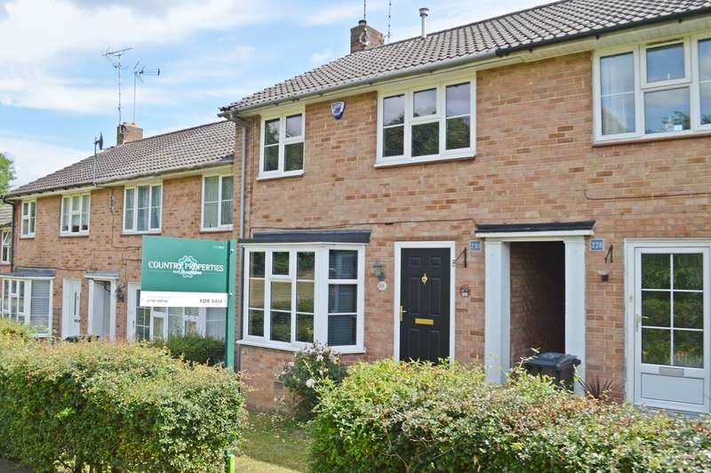 3 Bedrooms Terraced House for sale in Knightsfield, Welwyn Garden City, AL8