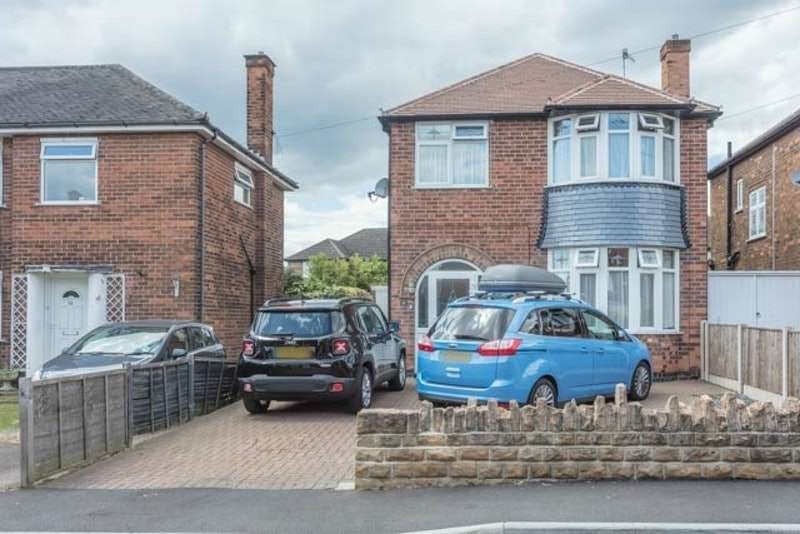 3 Bedrooms Detached House for sale in Ennismore Gardens, Nottingham, Nottinghamshire, NG8