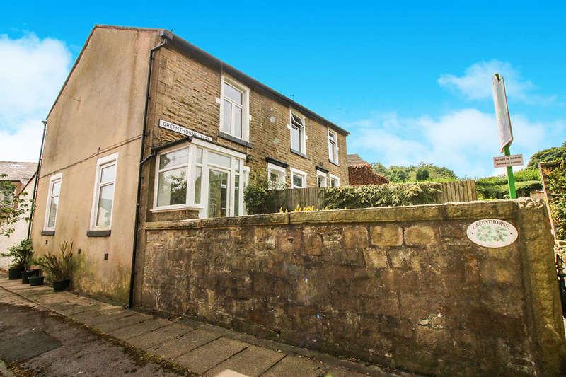2 Bedrooms Property for sale in Greenthorne Terrace, Darwen, BB3
