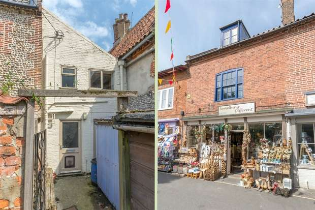 1 Bedroom Commercial Property for sale in 35 Staithe Street, Wells-next-the-Sea