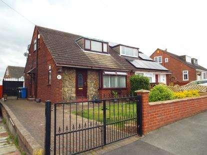 2 Bedrooms Bungalow for sale in Sea Lane, Runcorn, Cheshire, WA7